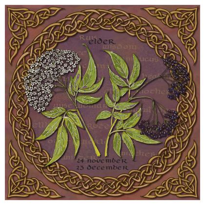 Tree Calendar Elder Coasters