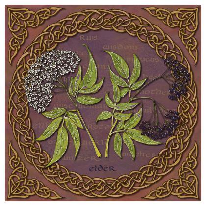 Celtic Elder Cushion