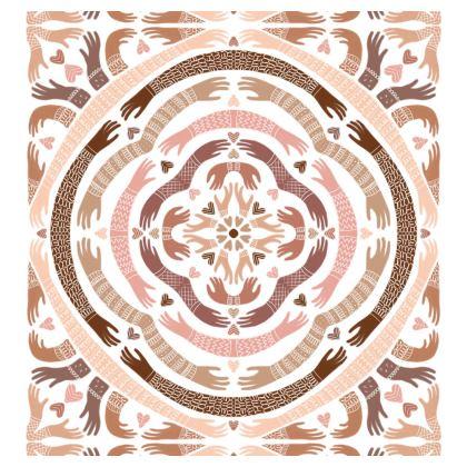 LOVE KNOWS NO COLOUR - Ladies T Shirt