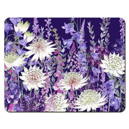 Placemats - Midnight Garden of Wonder