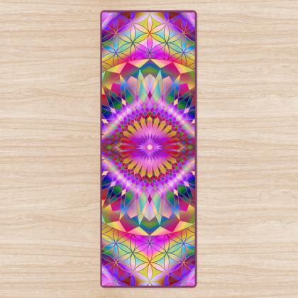 Yoga Mat Mandala 3