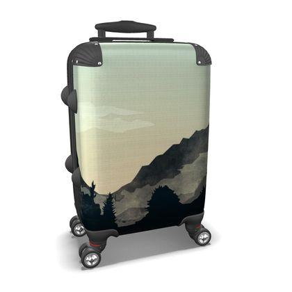 Misty Mountain Suitcase