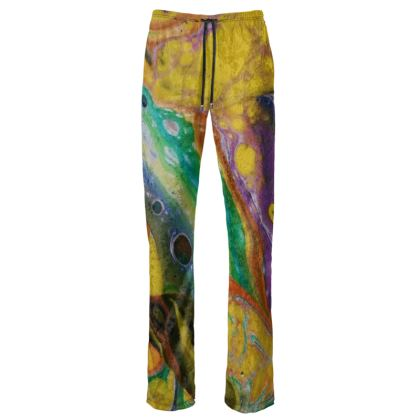 Womens Trousers - Fantasy