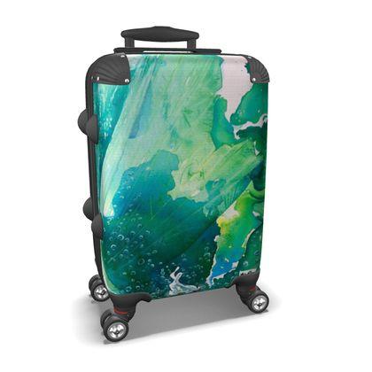 Environmental Considerations Deep Sea Bubbles Suitcase