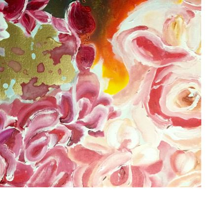 Ode to Creation Floral Espadrilles