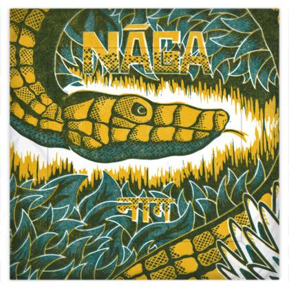 Naga Double Duvet Cover