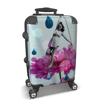 Walk in the GardenTravel Suitcase