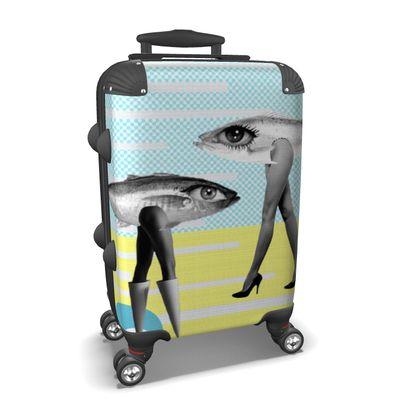 Beach Travel Suitcase