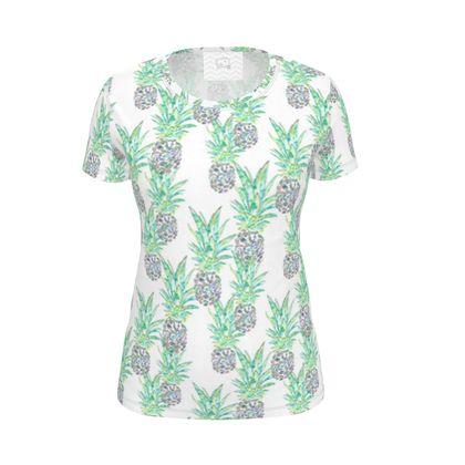 Ladies Pineapple T-Shirt