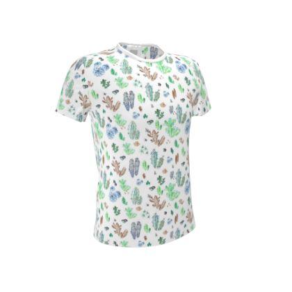 Cacti Mens T-shirt