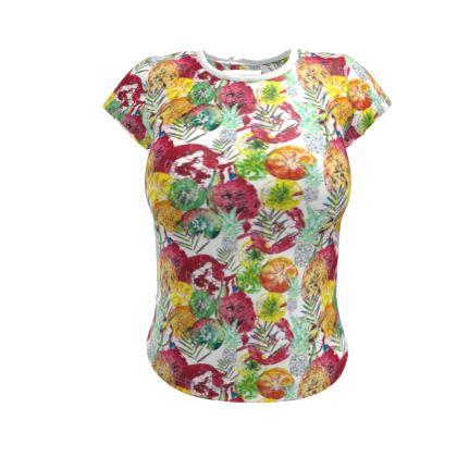 Ladies Tropical T-shirt