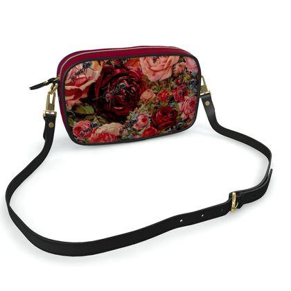Ants n Roses Camera Bag