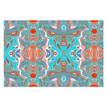 Sarong/Wrap in Digital Batik
