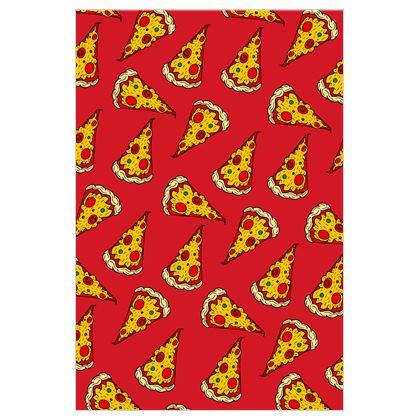 Fabric Printing - Pizza!