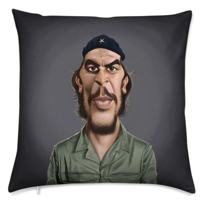 Che Guevara Celebrity Caricature Cushion