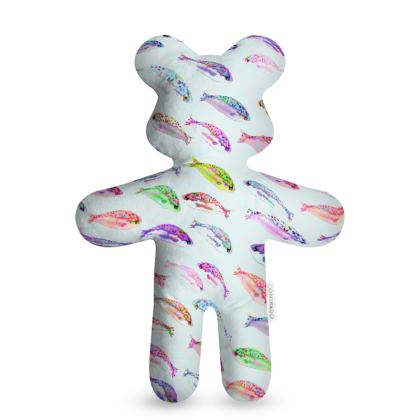 Tropical Fish Collection Teddy Bear