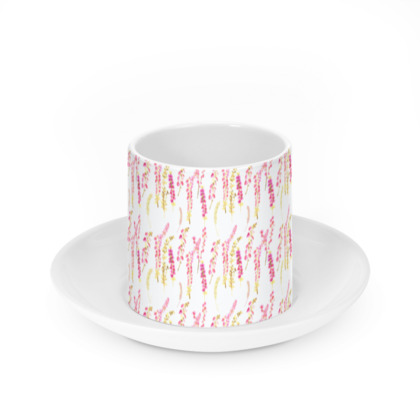 Spring Floral Cup