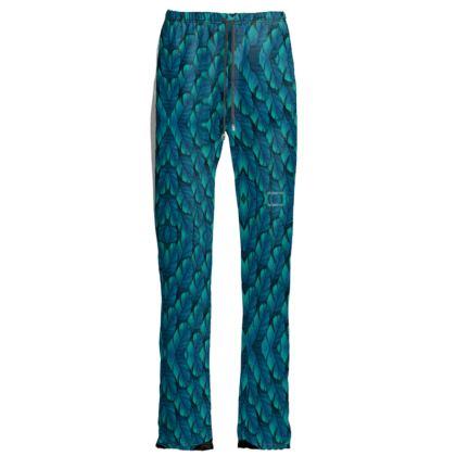 plume en pantalon