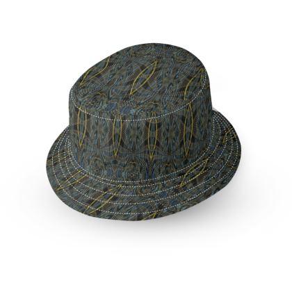 Butterfly Widow Bark Bucket Hat