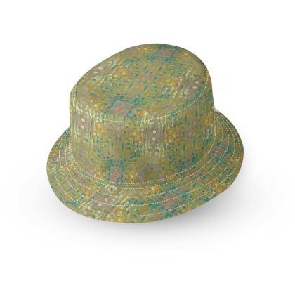 Aztec Summertime Lace Bucket Hat