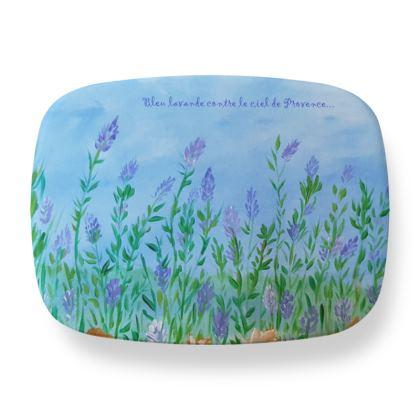 Lunch box fleurie