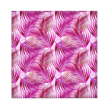 Tropical Garden Collection in Magenta Duvet Covers JAPAN