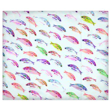 Tropical Fish Collection Duvet Covers USA