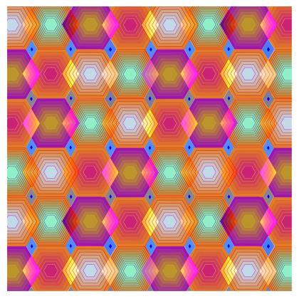Geometrical Shapes Collection Kimono