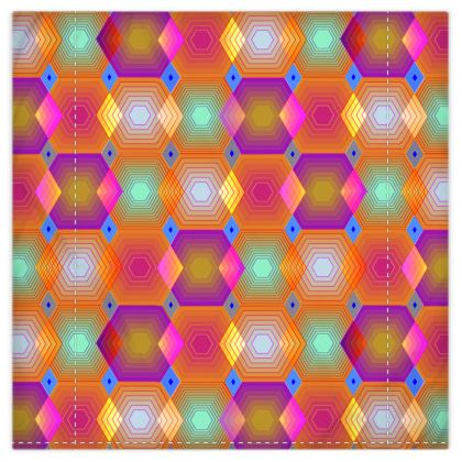 Geometrical Shapes Collection Duvet Covers