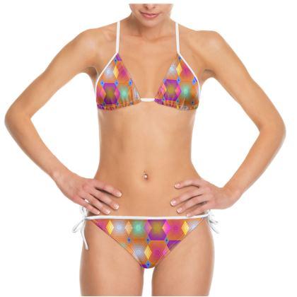 Geometrical Shapes Collection Bikini