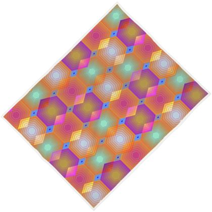Geometrical Shapes Collection Towels