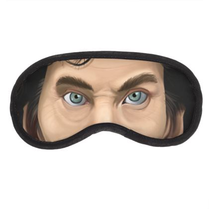 Benedict Cumberbatch Celebrity Caricature Eye Mask