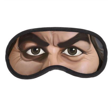 Che Guevara Celebrity Caricature Eye Mask