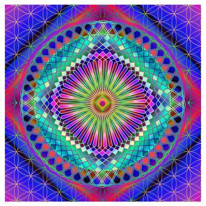Travel Wallet Sun Mandala