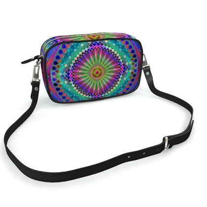 Camera Bag Sun Mandala