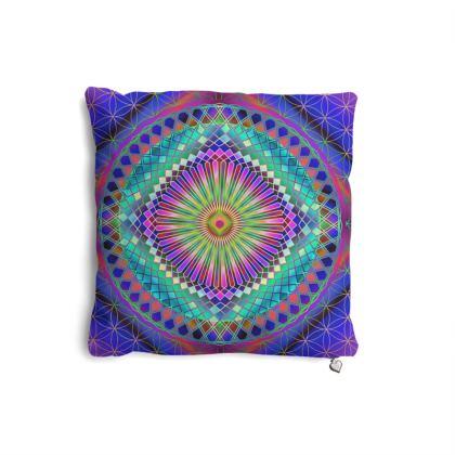 Pillows Set Sun Mandala