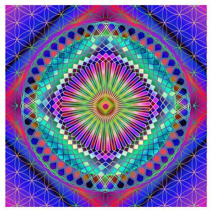 Flip Flops Sun Mandala
