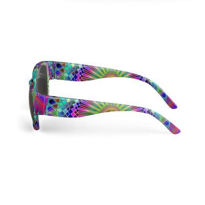 Sunglasses Sun Mandala