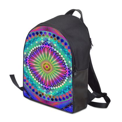 Backpack Sun Mandala