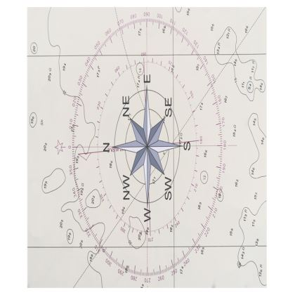 Compass Point Tray