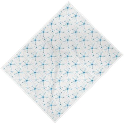 Sea Stars In Aqua Blue Towels