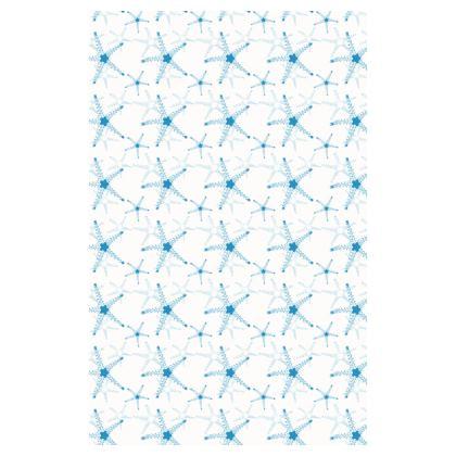 Sea Stars In Aqua Blue Journals