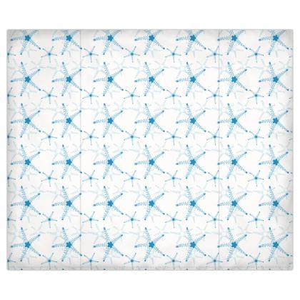 Sea Stars In Aqua Blue Duvet Covers USA