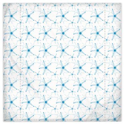 Sea Stars In Aqua Blue DUVET DE