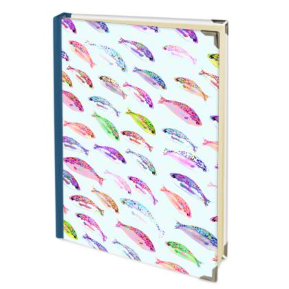 Tropical Fish Collection Address Book