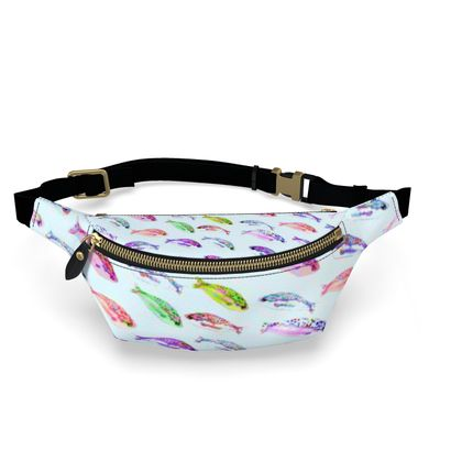 Tropical Fish Collection Fanny Pack