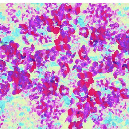 Slip Dress Spring Flowers 1