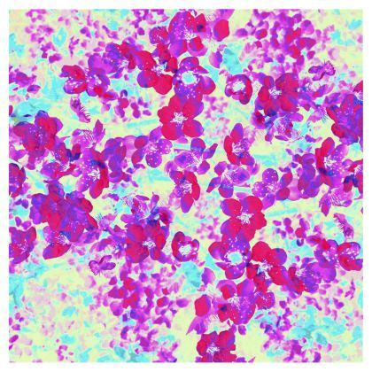 Skirt Spring Flowers