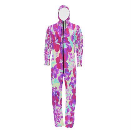 Hazmat Suit Spring Flowers