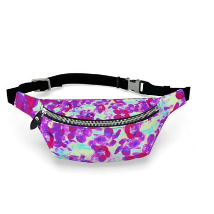 Fanny Pack Spring Flowers